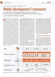 Revista E3 - Formas sencillas de movilidad con SAP