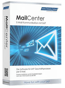 SAP Mail Produktbox