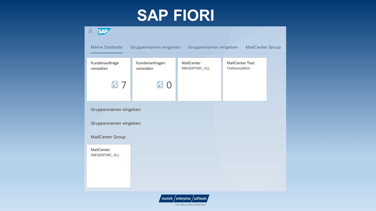 SAP Firoi