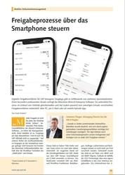 SAP Freigabeprozesse über das Smartphone steueren