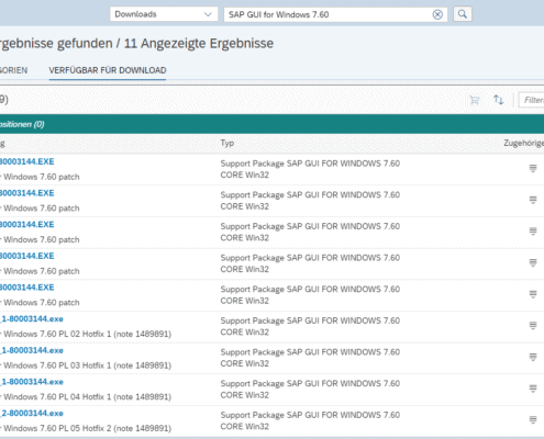 sap gui 7.60 download softwarecenter downloads