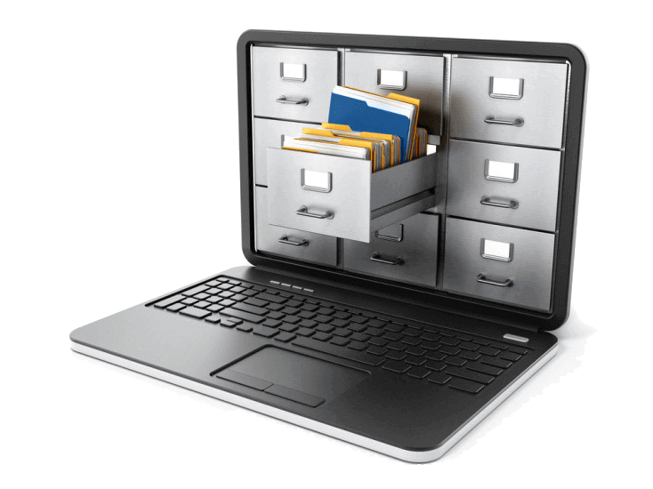 SAP mail archiving system