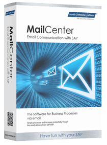 SAP Mail MailCenter software