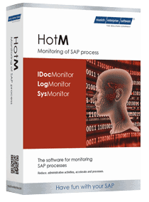 SAP IDoc monitoring HotM product