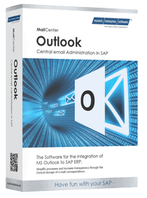 SAP Outlook SAP product box