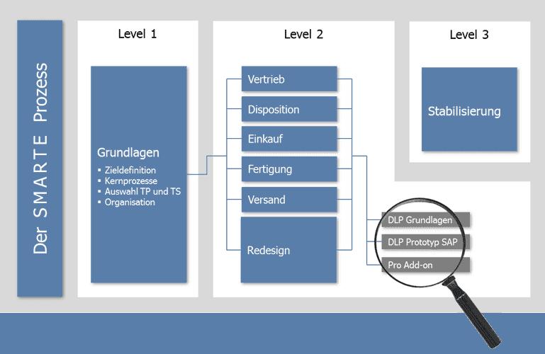 Prozessoptimierung für SAP - SMART Prozess