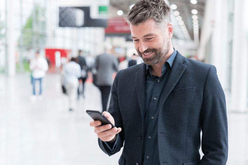 SAP SMS Anwender
