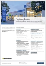 SAP Mail Success Story - Pneuhage