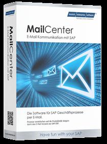 MailCenter für Vertrieb, Einkauf, Buchhaltung und Service