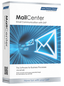 MailCenter for sales, purchasing, accounting and service